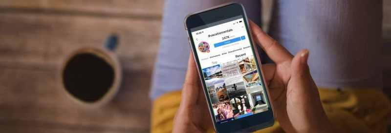 instagram for vacation rental marketing
