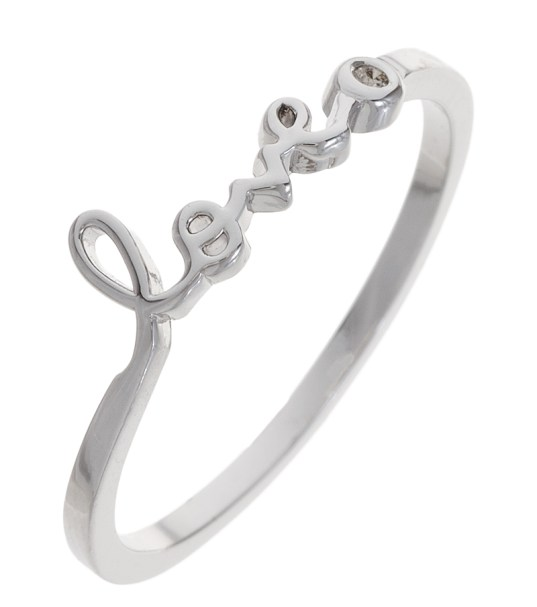 Love ring by Thomas Laine