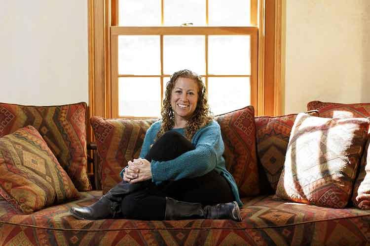 Jodi Picoult photo by Bob O'Connor