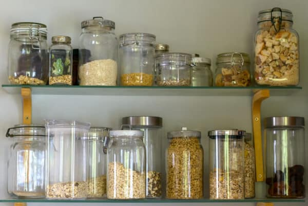 prevent pantry pests