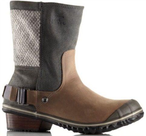 slip on sorel boot