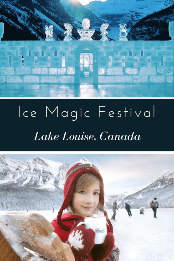 lake louise ice magic festival