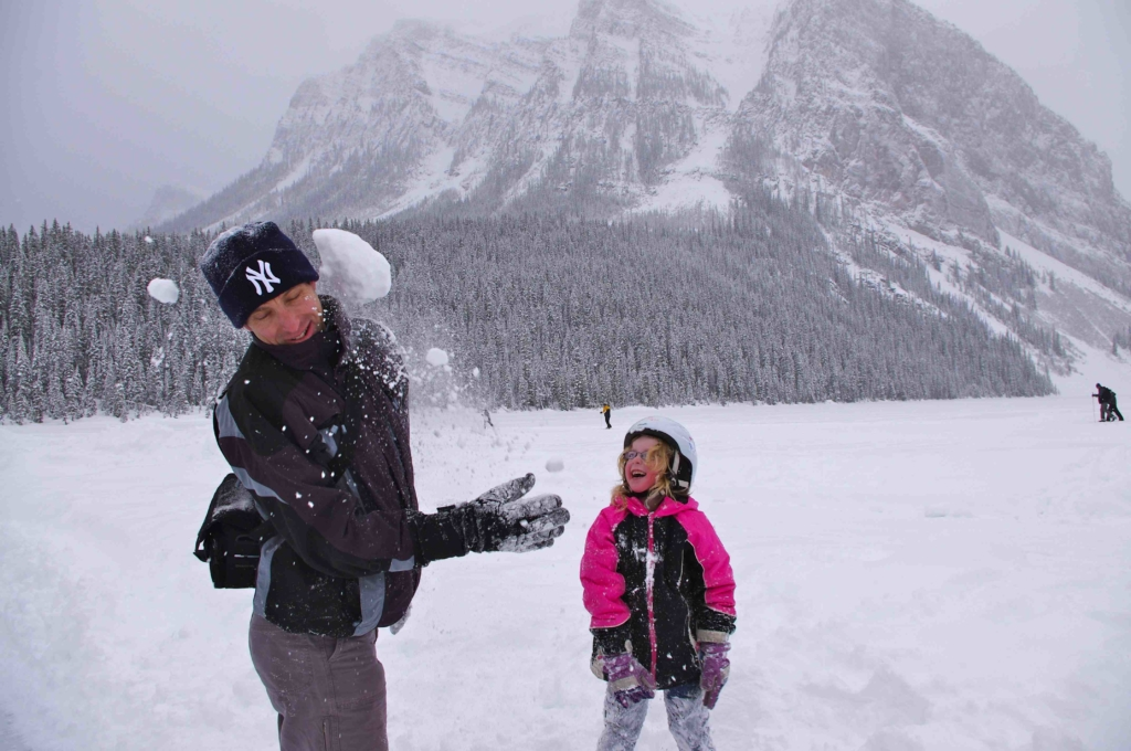 Top 5 Magical experiences to have in Lake Louise each Winter