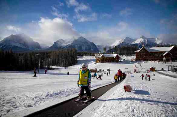 (Credit: Banff Lake Louise Tourism/Chris Moseley)