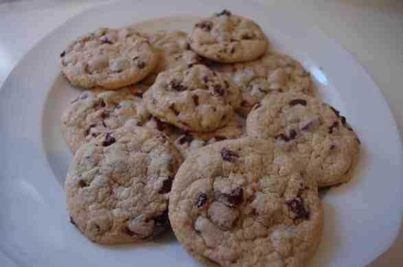 Bouchon cookies