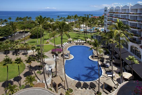 Maui's Fairmont Kea Lani Hotel