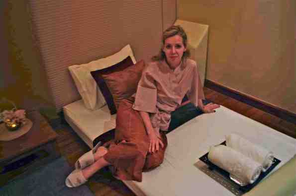 The best spa treatment in Bangkok: Thai massage