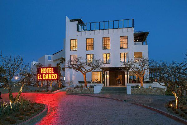Exterior Hotel El Ganzo