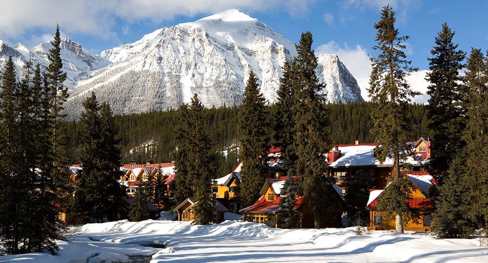 5 Romantic Hotels in the Rockies