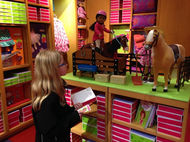 Visiting American Girl Place, the #1 doll store in NYC? Know before you go