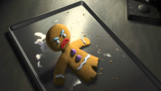 What the First Bite of a Gingerbread Man Says About Your Personality