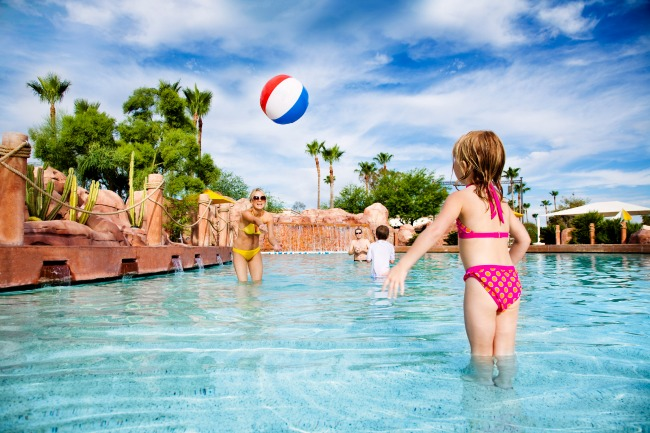 Vacation versus Staycation for Spring Break and Family Day Weekend