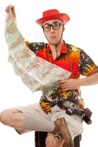 Tommy tourist