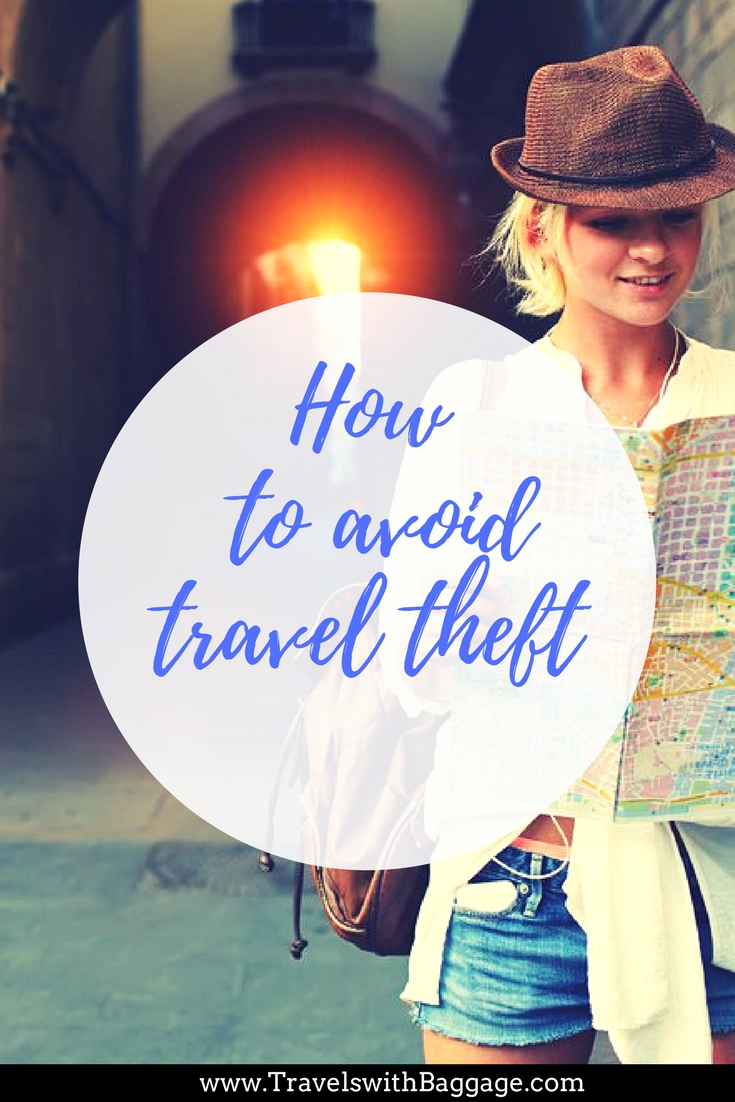 How to avoid travel theft