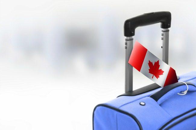 Canadian traveller