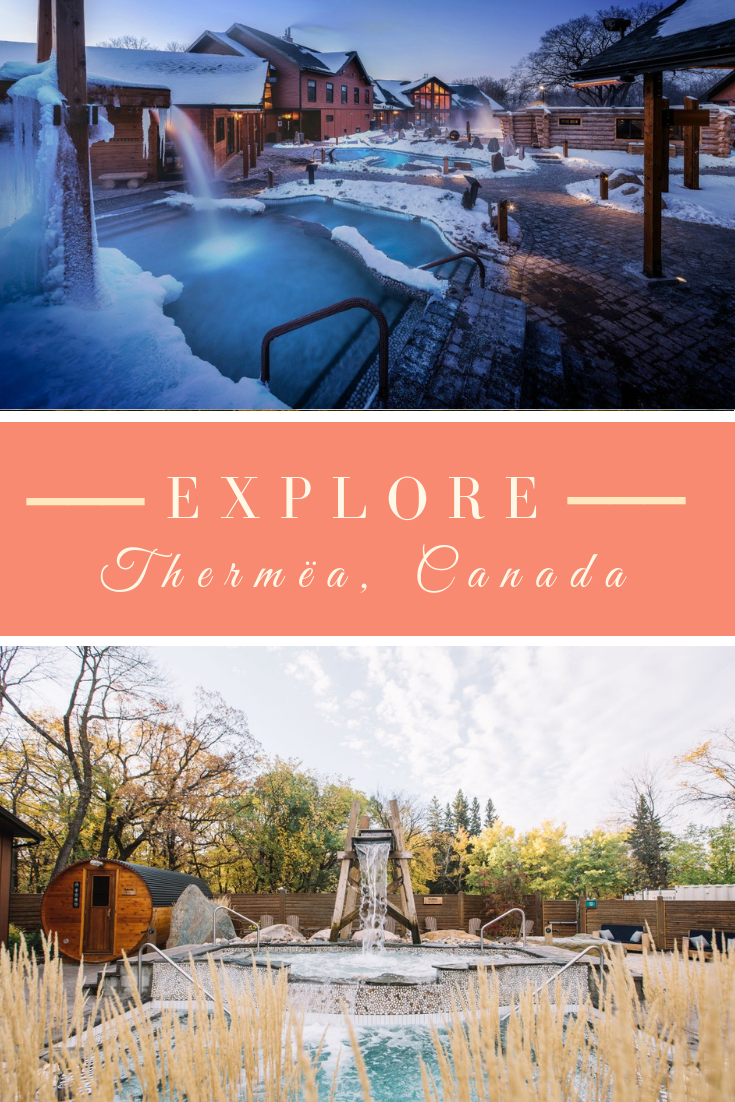 Thermea Spa Winnipeg