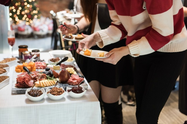 Everything you need to know before you host the best holiday party ever!