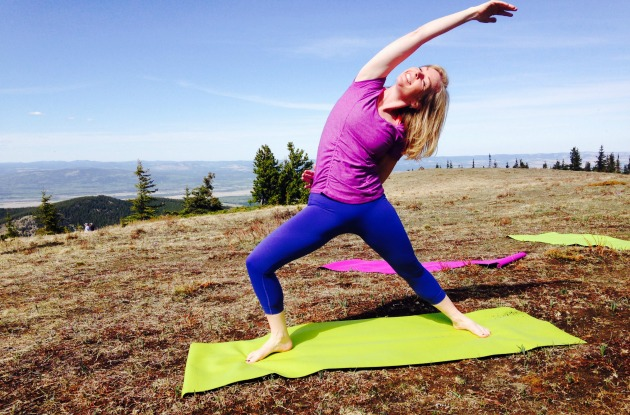 Mountain Yoga Jody Robbins Travels With Baggage