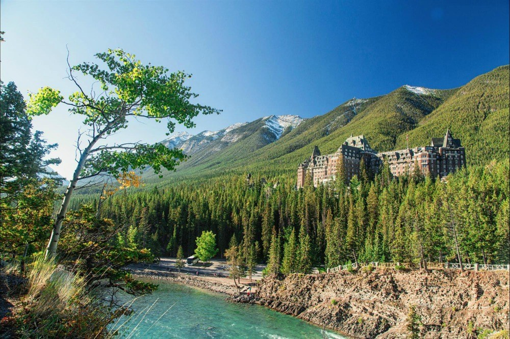 Secrets of Fairmont Banff Springs