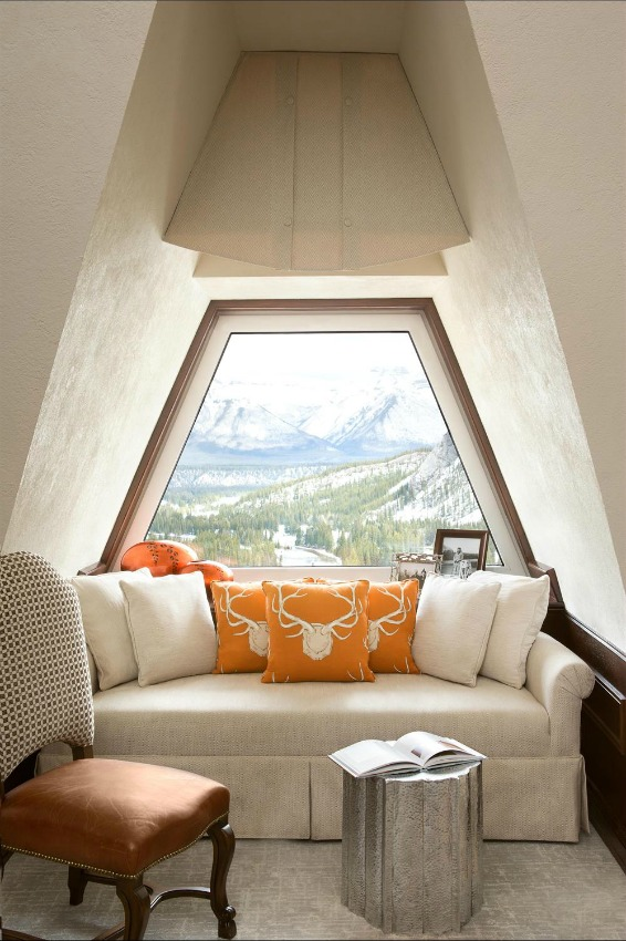 best hotel room in banff