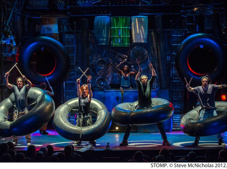 Broadway drummers