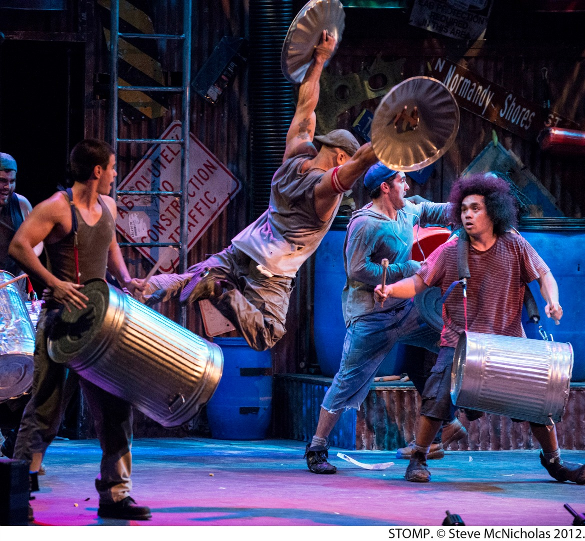 Why you should go see Stomp