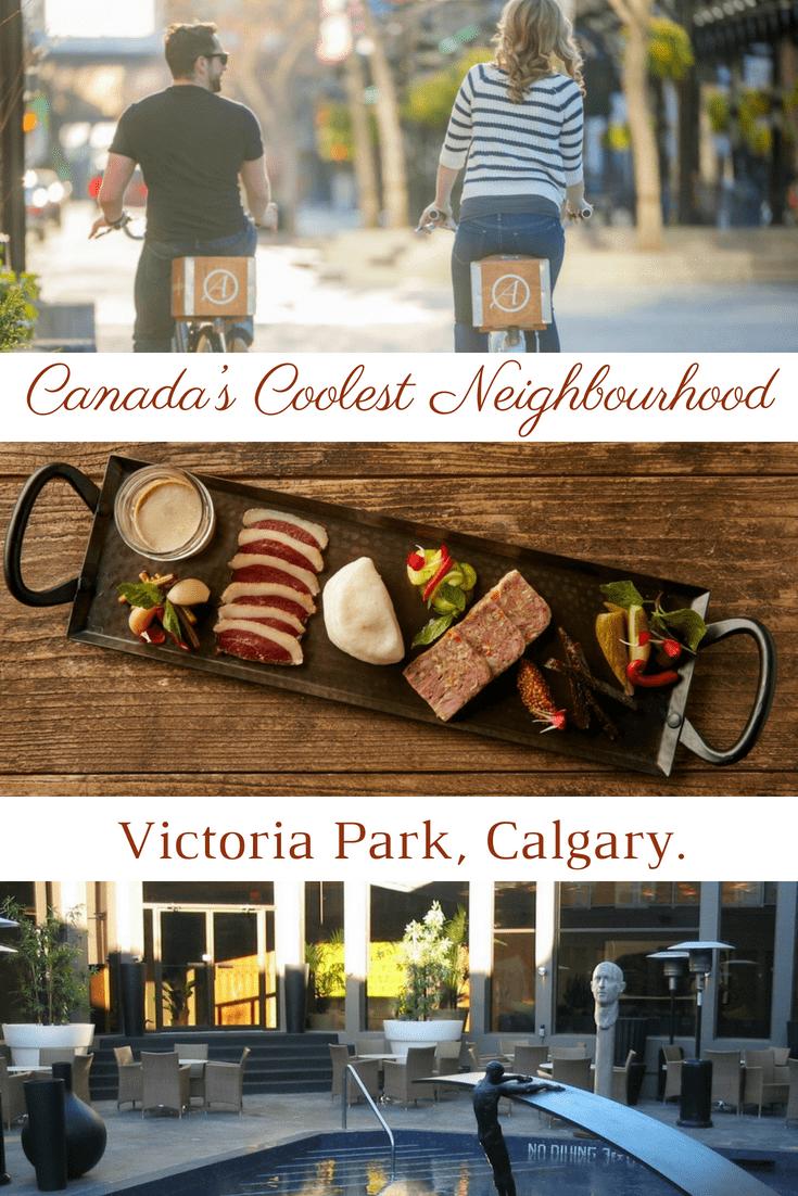 Canada's coolest neighbourhood
