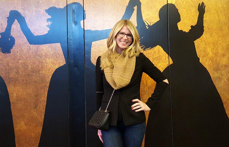 Woman at Hamilton