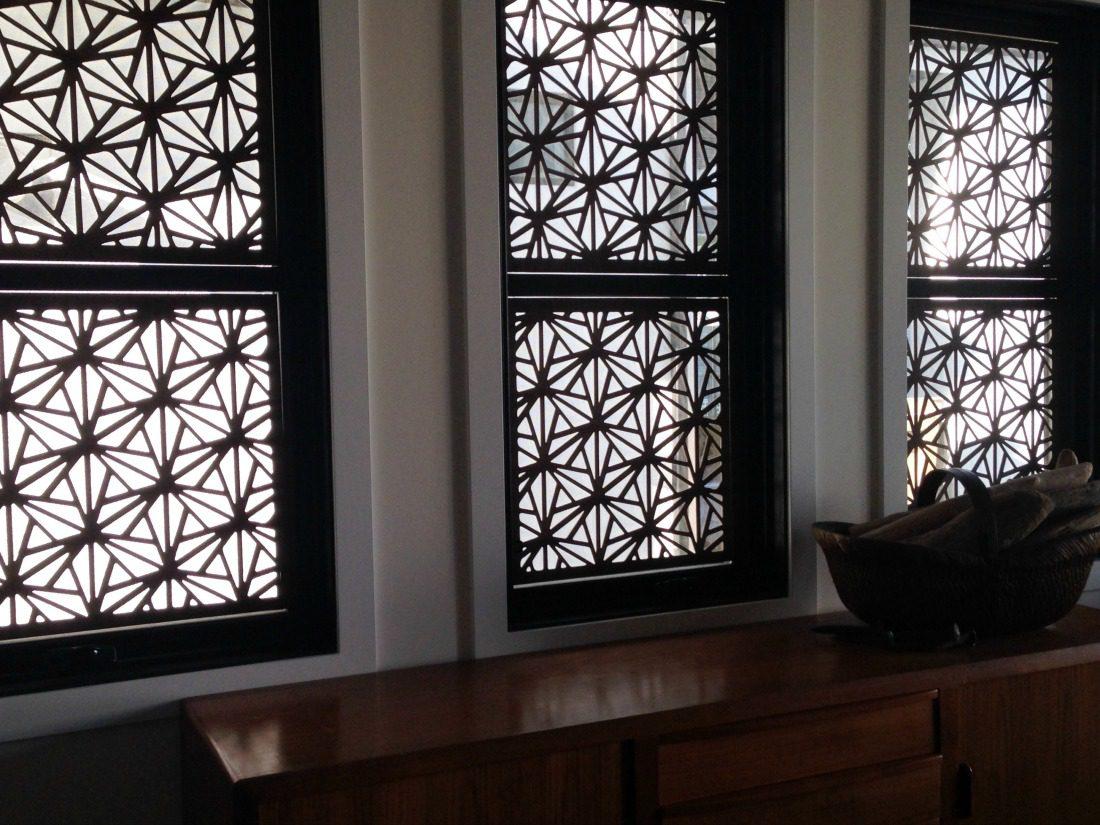 cool window screen