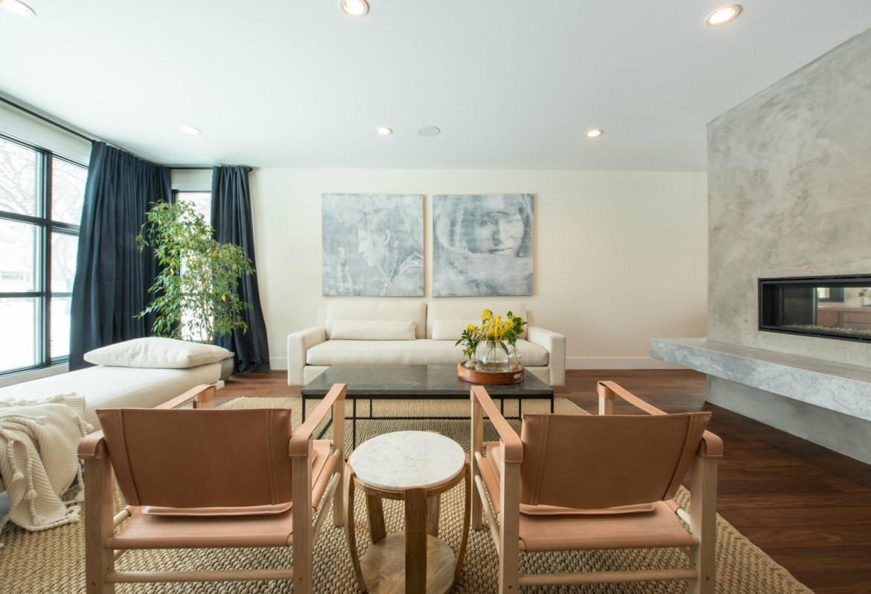 tour of a budget modern edmonton home