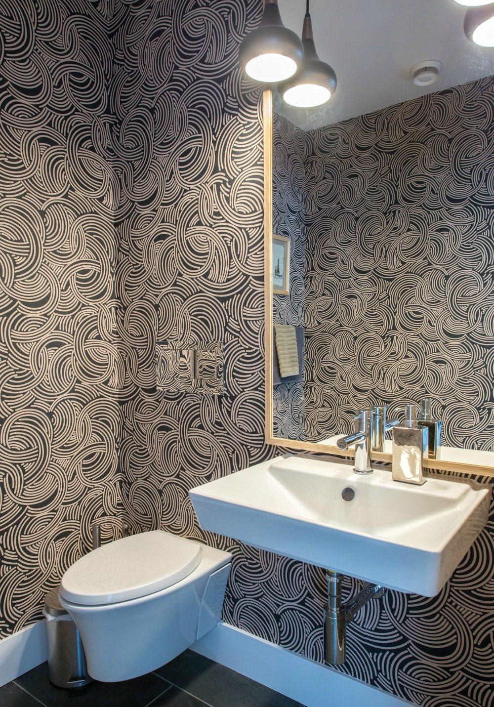 custom wallpaper black and white