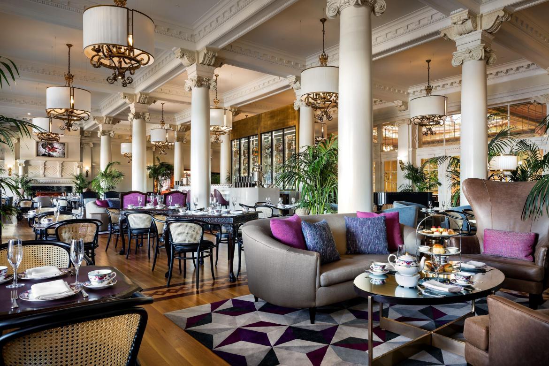 afternoon tea hotel