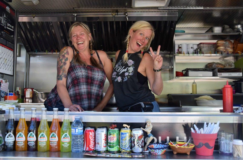 food truck women