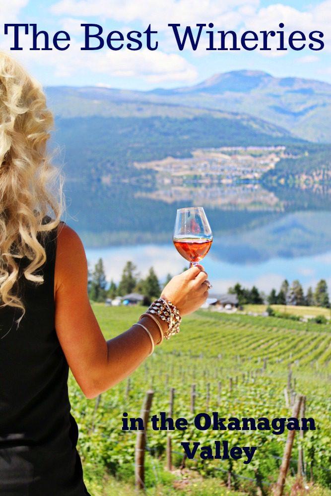 best wineries in the Okanagan