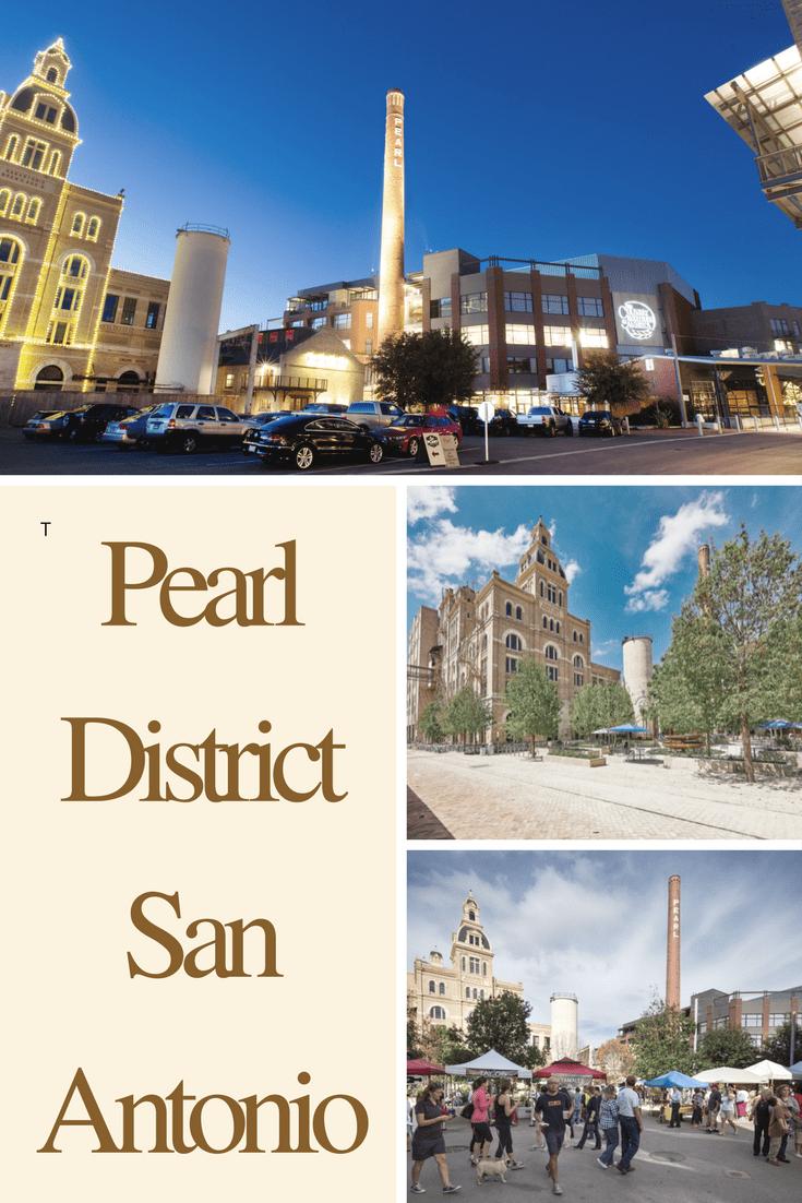Neighbourhood guide to the Pearl District San Antonio