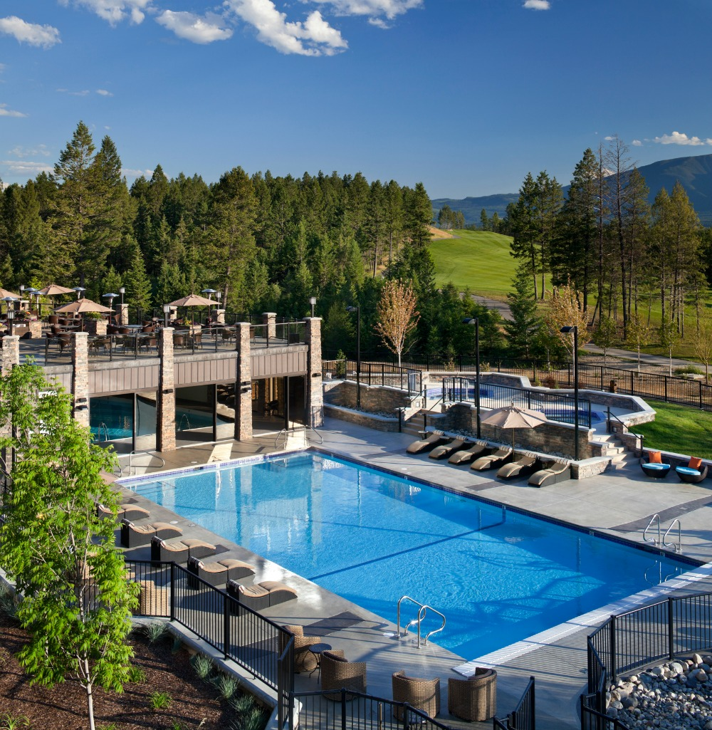Copper Point Resort Pool