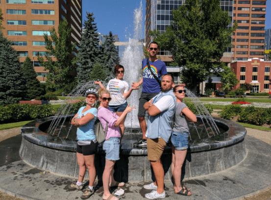 Calgary bloggers