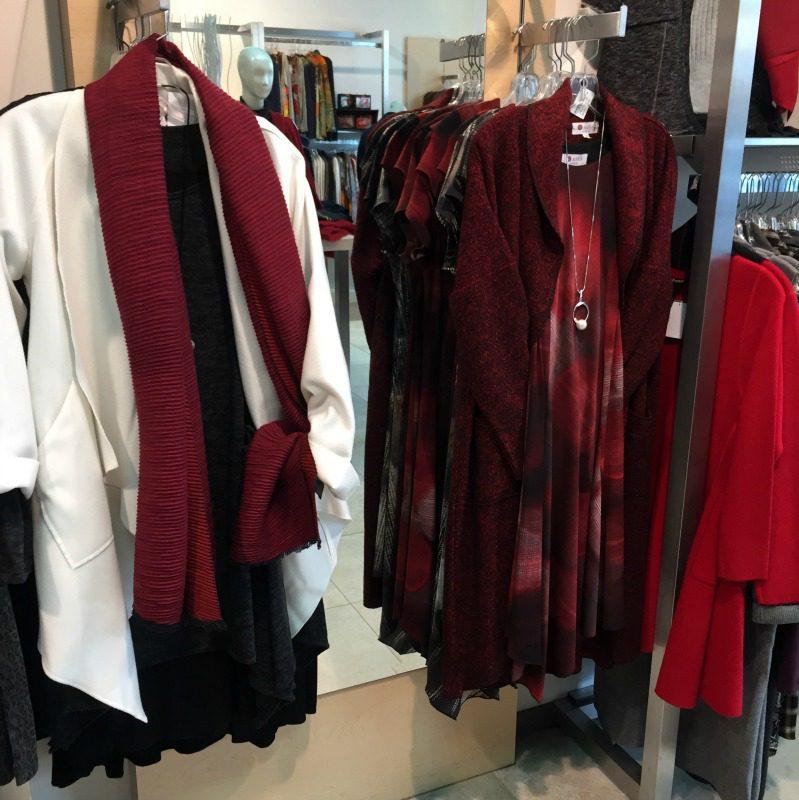 woman's fashion boutique