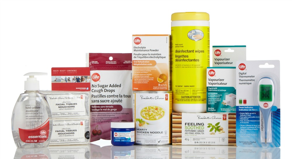flu and cold medicine