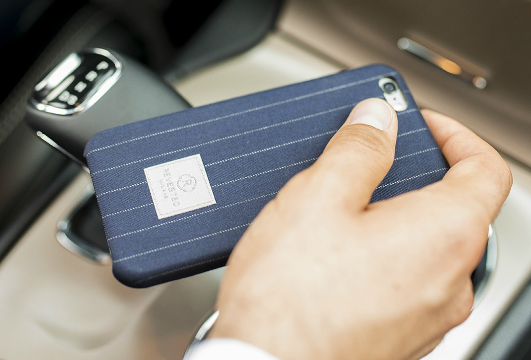man's fashion iphone case