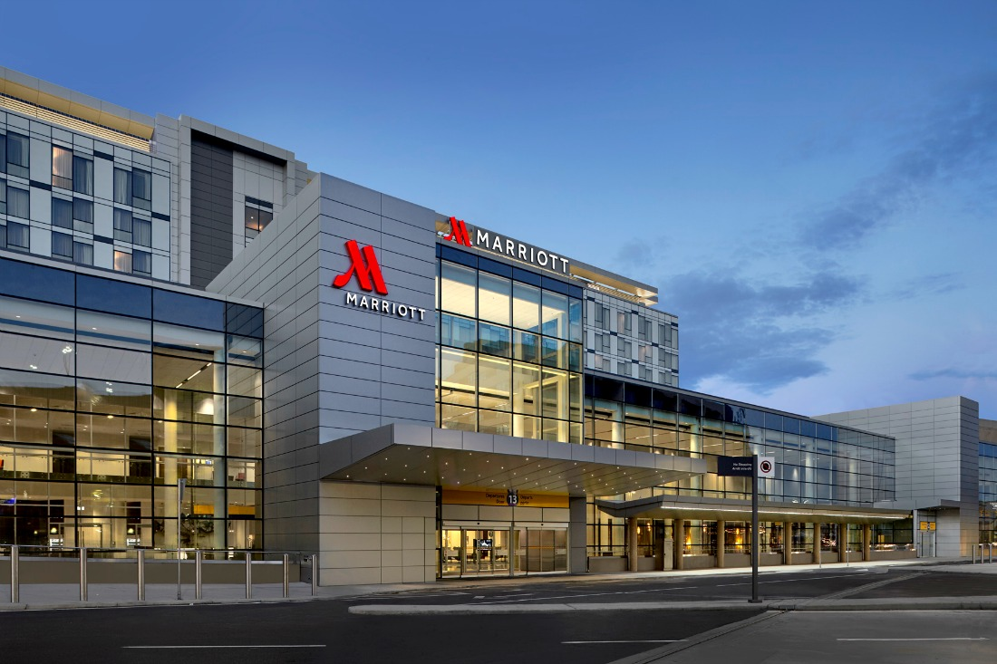 Review: Calgary Airport Marriott Hotel