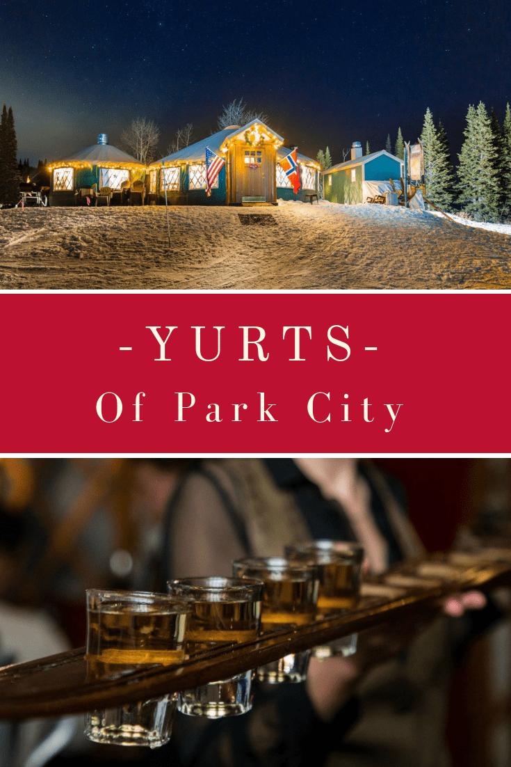 Park City Yurt