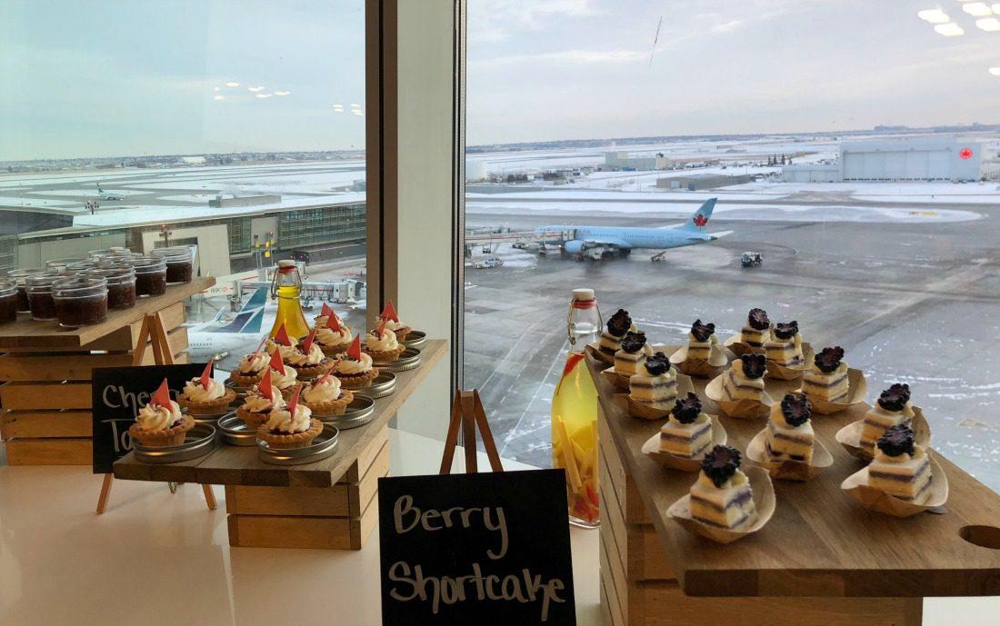 executive desserts