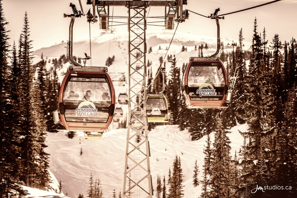 sunshine mountain gondola