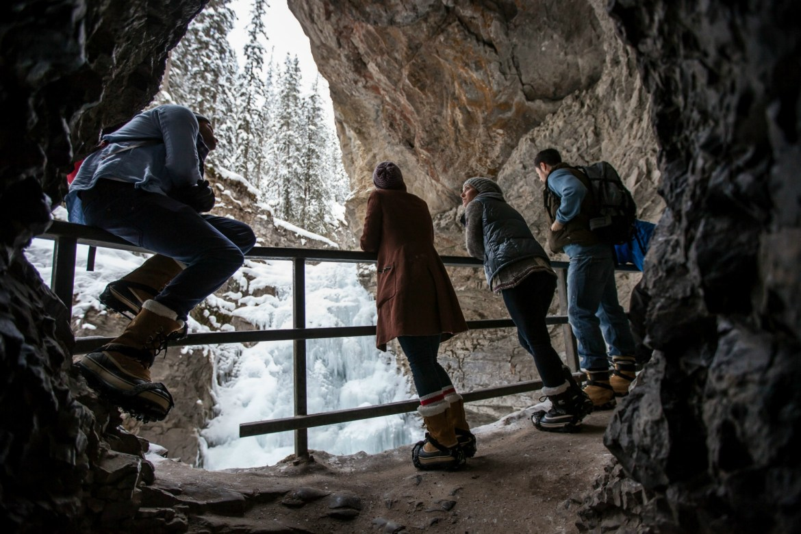 Beat shoulder season with these spring adventures in Banff National Park