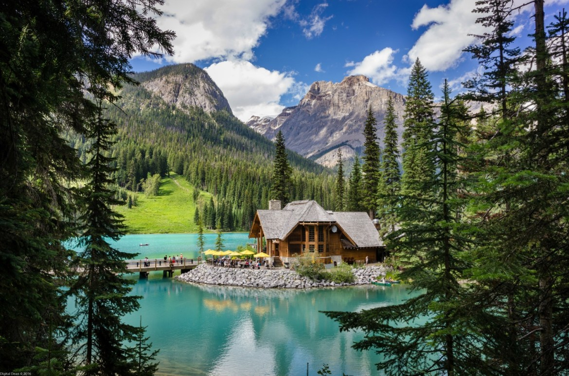 Win a free night at the best Yoho National Park hotel!