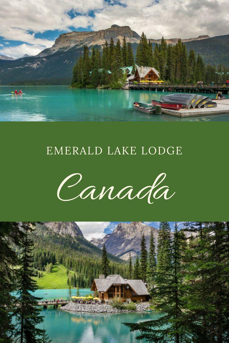 emerald lake lodge british columbia