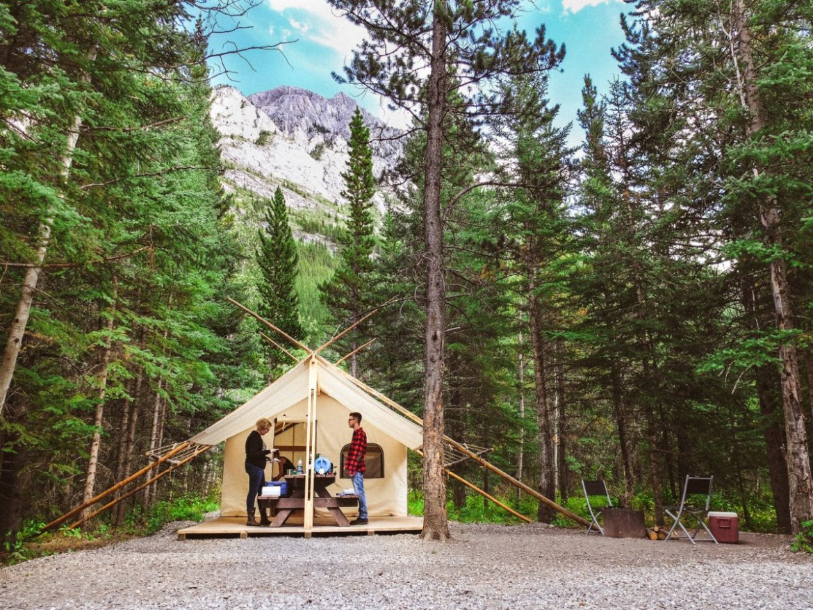 Canmore camping: 8 Fantastic sites for your tent or RV