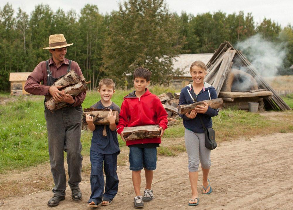 krainian Cultural Heritage Village  Edmonton
