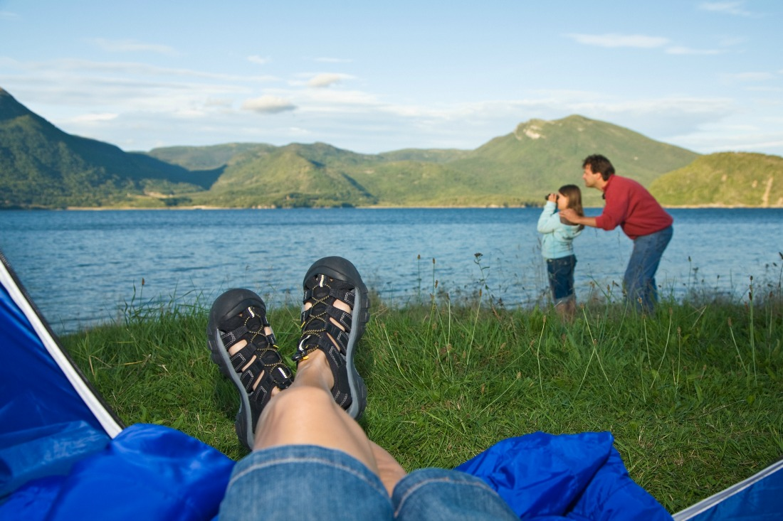 camping newfoundland
